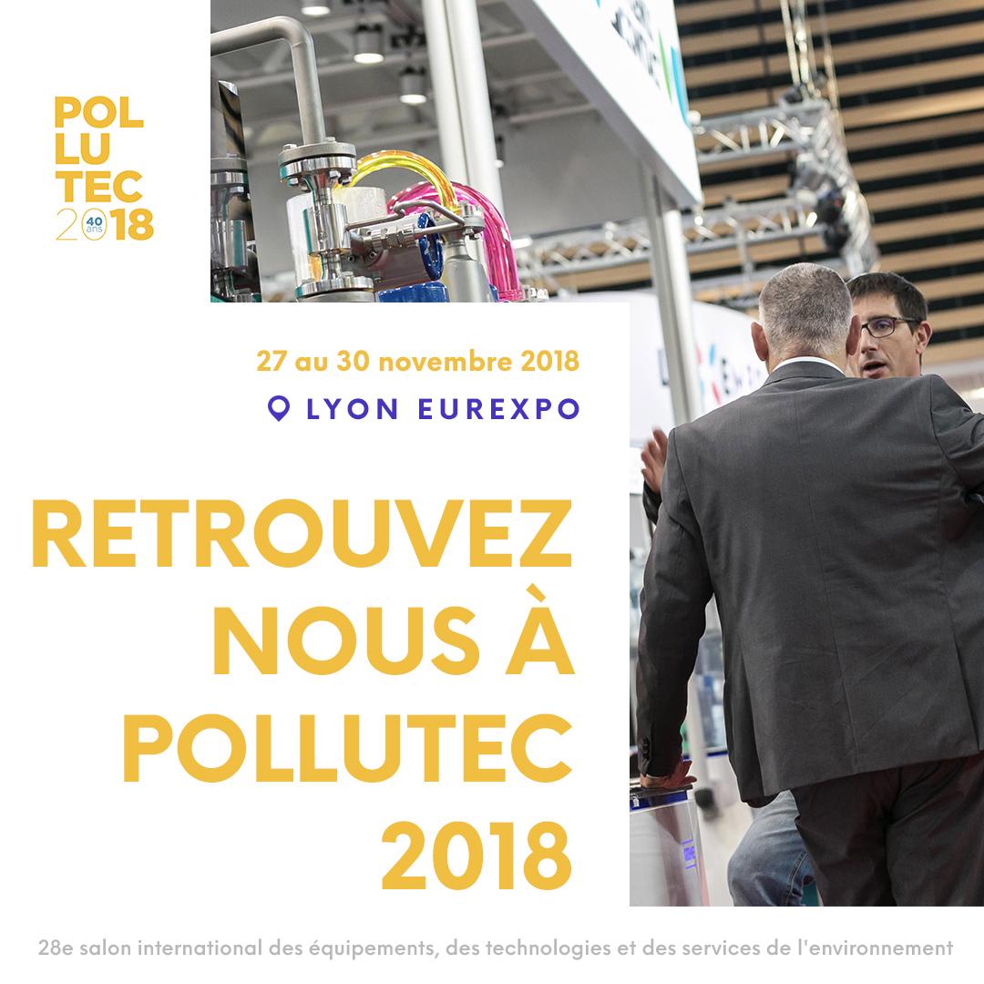 En route pour Pollutec 2018